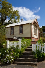 Mangonui Historic Court House