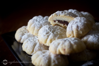 Egyptian Cookies - Kahk