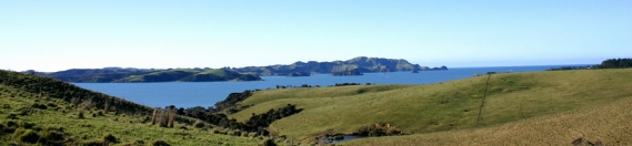 Outlook of Bay of Islands