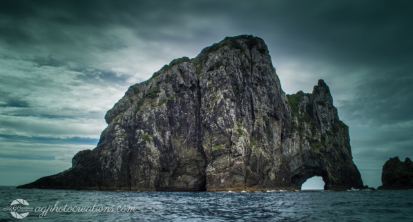 Hole in the Rock - Bay of Islands New Zealand