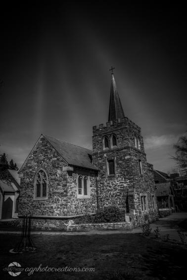Stone Church Queenstown New Zealand