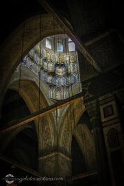 Inside Cairo Citadel