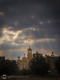 Coptic Church El Maadi Cairo