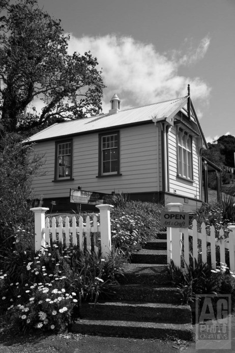 Mangonui Historic Building